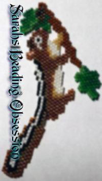 Chipmunk Wiggle Charm id 15624