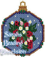 Strawberry Ornament id 13384