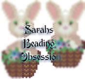 Buff Bunny Basket Wiggle Charm id 15982