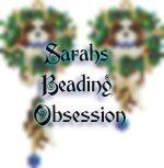 Cavalier King Charles Spaniel Blenheim Wreath Earrings id 15137