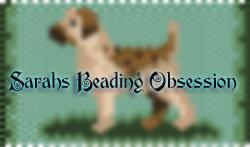 Border Terrier Profile Pen Cover id 15171