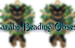 Mini Pinscher Black Tan Wreath Earrings id 15683