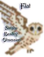 Tawny Owl Flat Decoration id 15313