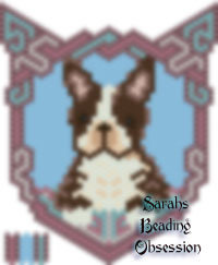 Brown Boston Terrier Wags Pendant id 16622