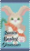 Buff Bunny Carrot Pen Cover id 16054