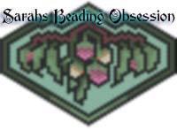 Raspberry Maze Barrette id 10830