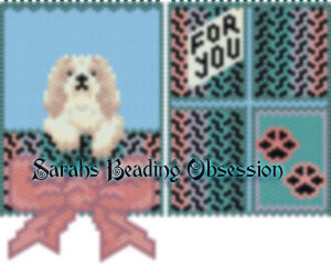 Lhasa Apso Honey Gift Pouch id 15189