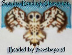 Tawny Owl Barrette id 15310