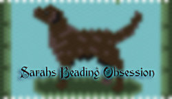 Dark Chocolate Lab Profile Pen Cover id 14263