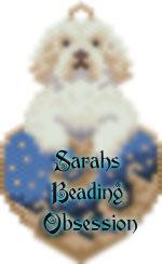 Clumber Spaniel Love Charm id 14143