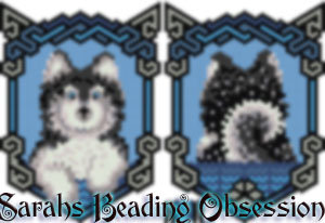 Pomsky Wags Pouch id 15181