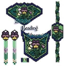 Jjups Jewelry Set id 10486