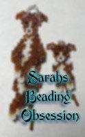 Greyhound Brindle Wiggle Set id 16178