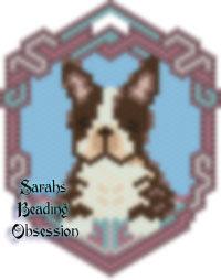 Brown Boston Terrier Ornament id 16621