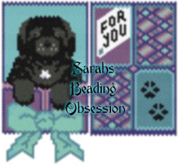 Newfoundland Pup Gift Pouch id 13234