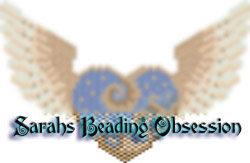Winged Blue Heart Pendant id 16012