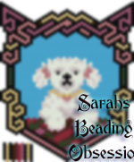 Poodle Wags Pendant id 15070