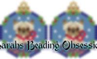 Cairn Snowglobe Earrings id 14654
