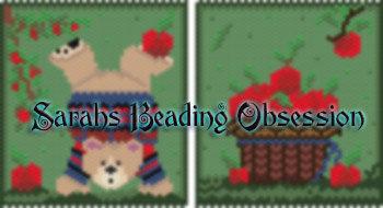 Fall Fun Bear Balance Pouch id 2514