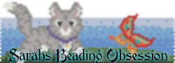 Grey Tiger Kitty Tea-light id 16157