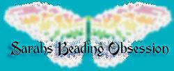 Pearl Rainbow Monarch Butterfly Barrette Pey id 4264