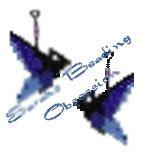 Steller Jay Earrings id 8728