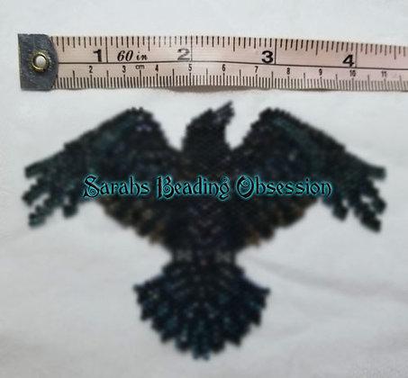 Raven Hugs Pendant id 15317
