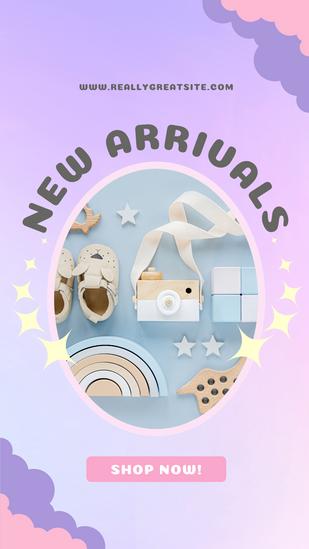 Cute New Arrivals Kids Fashion Instagram