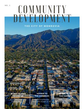 Community Development Newsletter