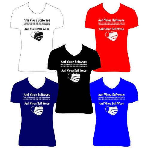 Anti Virus Soft Wear Tee Shirt