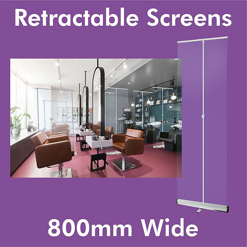800mm Clear Screen