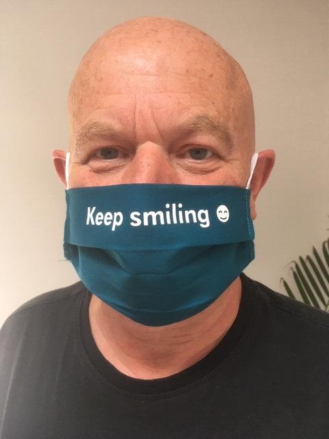 Slogan Mask