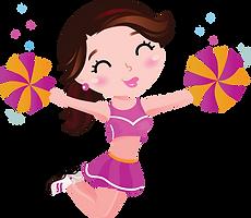 pom dance clipart