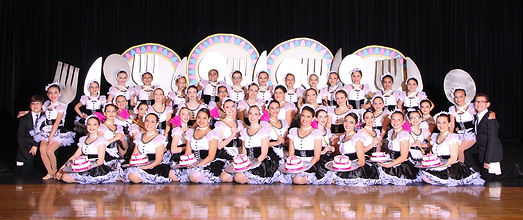 dance class photo, be our guest, musical theatre dance