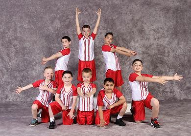 boys hip hop dance class