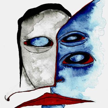 'Black & Blue 3'
