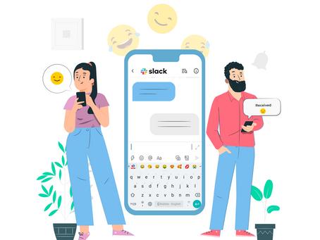 Emojis In Workplace Banter | Conversation Media x Workspace