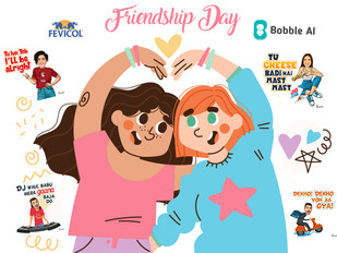 Adorable Brand Moments That Made Friendship Day Into #BrandShipDay