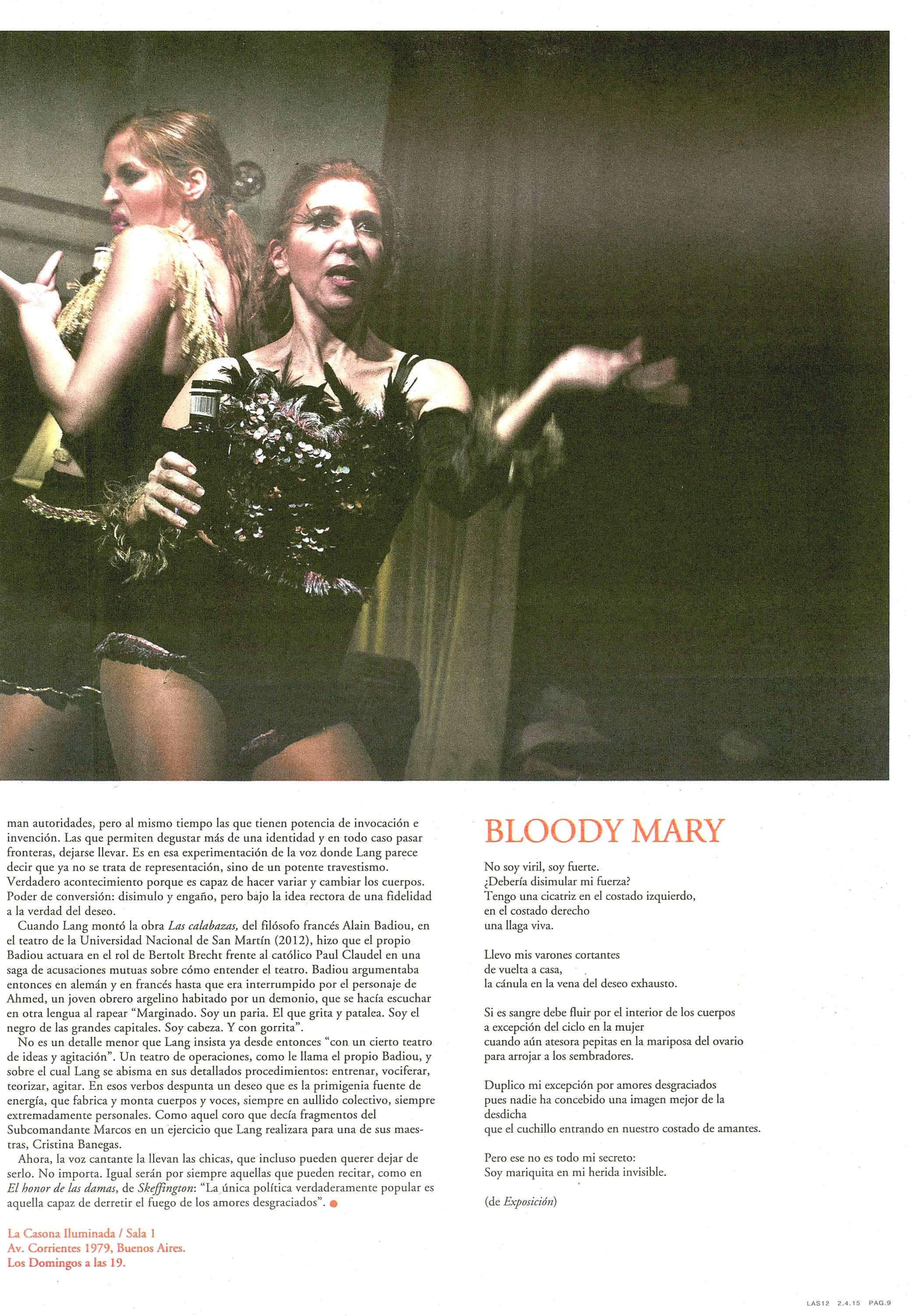 PAGINA 12, 2 DE ABR. 2