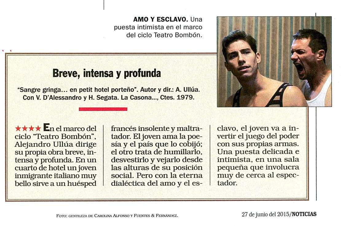 NOTICIAS, 27 DE JUN. (2)