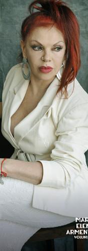 MARIA ELENA ARMENTANO - VOLUNTARIA