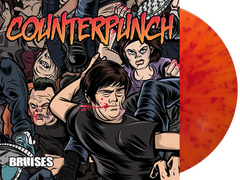 Bruises Vinyl **SOLD OUT**