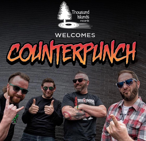 Counterpunch joins the Thousand Islands Records family