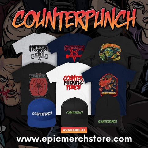 NEW MERCH!