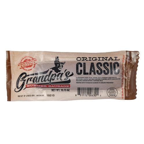 Summer Sausage -- Original Classic