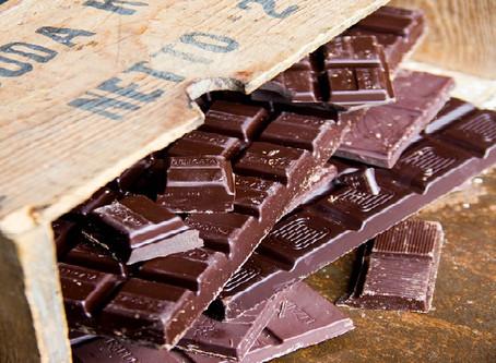 Mmmm… chocolate!
