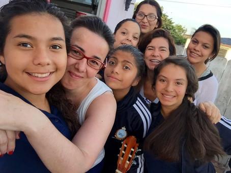 2016. Visit to Colegio Estrella de la Mañana