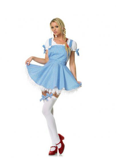 Adult Dorothy