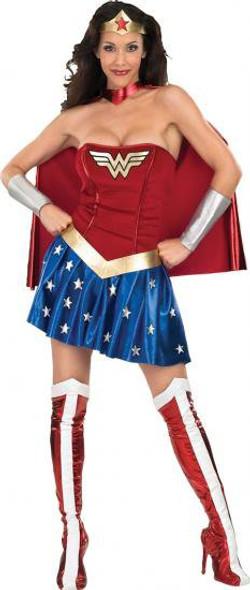 Adult Wonder Women