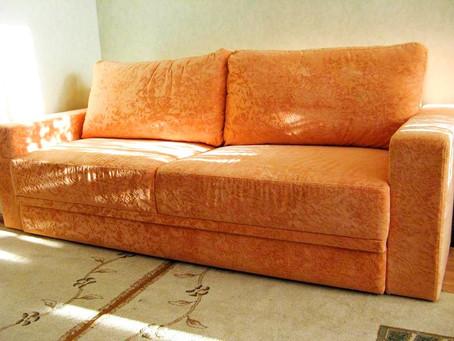 Мебельная обивка флок: особенности, преимущества и недостатки